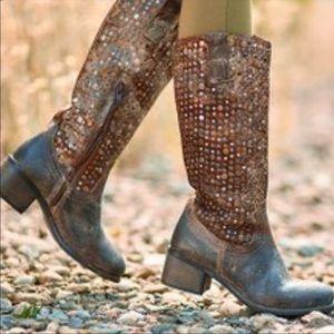 Diba True Studded Riding Boots
